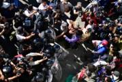 Trump aprovecha caos en la frontera