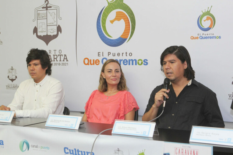 "Presenta Instituto Vallartense de Cultura 1er ""Festival Caravana"""