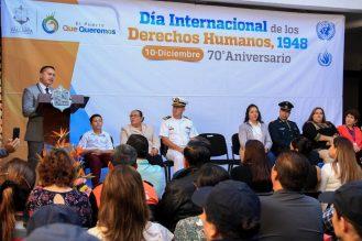 COMUNICADO 0160-Conmemoración Día Internacional de los Derechos Humanos (1)