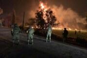 Ordeña en Tlahuelilpan ocurrió por dos horas hasta que el ducto explotó
