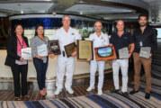 Autoridades dan bienvenida al crucero Norwegian Gem