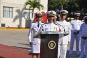 La Secretaría de Marina – Armada de México realiza ceremonia de cambio de mando en Puerto Vallarta