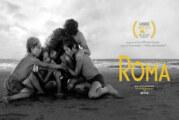 """""""Roma"""" gana como Mejor Película de Habla no Inglesa y Mejor Director en los Goblos de Oro"""