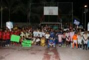 Organiza DIF Vallarta 1er Liga Infantil de Fútbol por la Amistad
