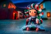 ¡De México para el mundo! Muñeca de Amealco se va de viaje por varias ciudades