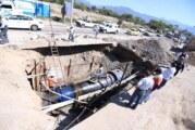Concluye reparación del colector en Puerto Vallarta