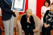 En Japón vive la mujer más longeva del mundo
