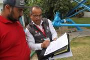 SSJ realiza vigilancia sanitaria en sistemas de abasto de agua