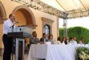 """Dan banderazo a Política Pública Estatal """"1000 días más uno"""""""