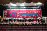 Todo un éxito la VII Espartaqueada Nacional de Matemáticas