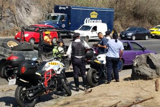 Adiós a los operativos viales en Vallarta…por ahora