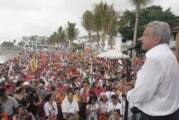 Evento de López Obrador será en la API