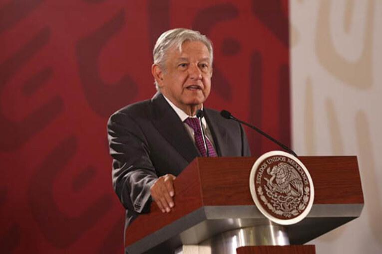AMLO firma decreto para eliminar condonación de impuestos