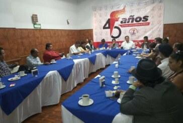 45 Aniversario del Movimiento Antorchista Nacional, será un grito de protesta; Campos Flores