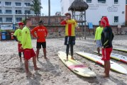 Cuenta Puerto Vallarta con Guardavidas mejor preparados