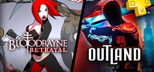 Bloodrayne y Outland PLUS