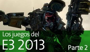 E3 2013 parte 2