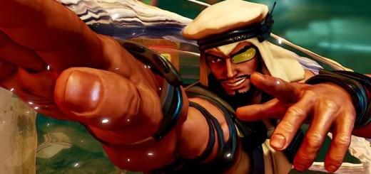 Street Fighter V Rashid