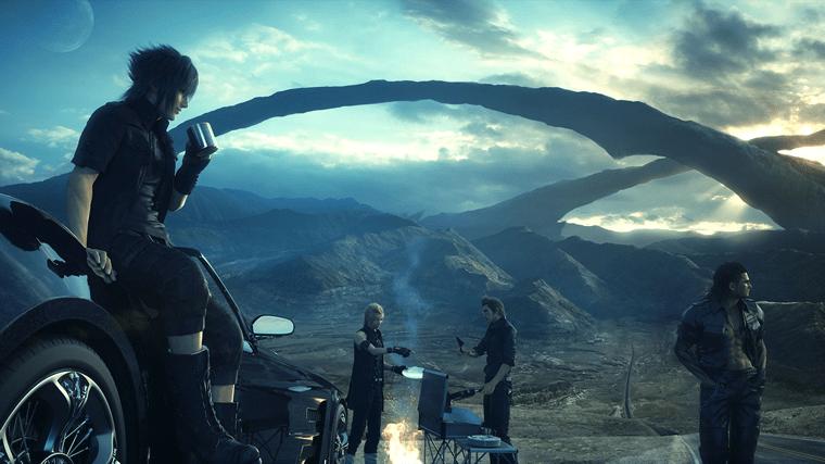 Final Fantasy XV