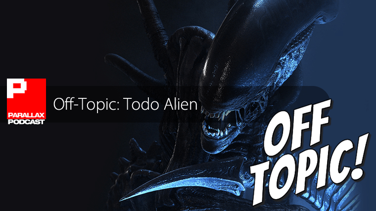 off-topic alien