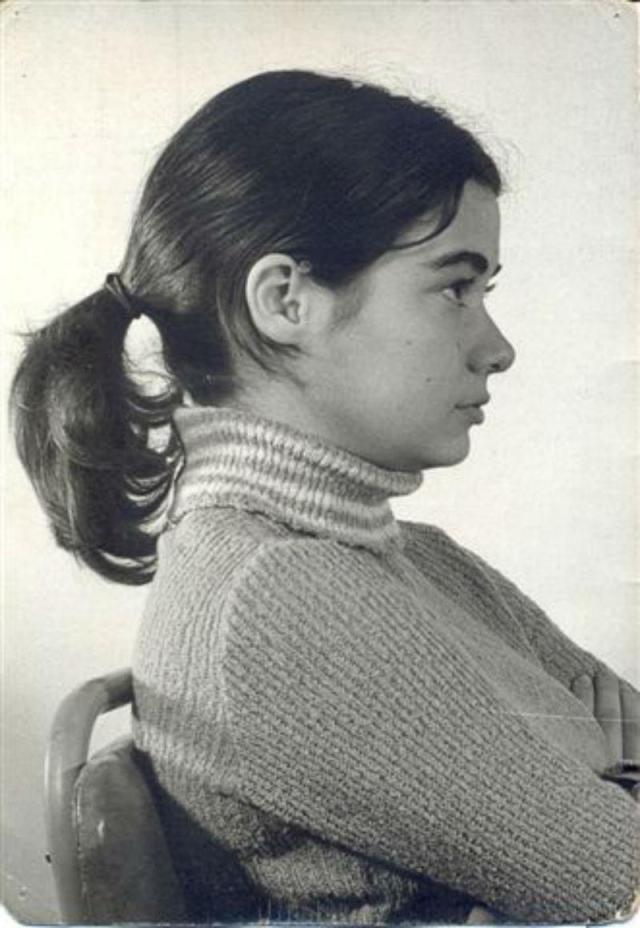 Ελένη έφηβη