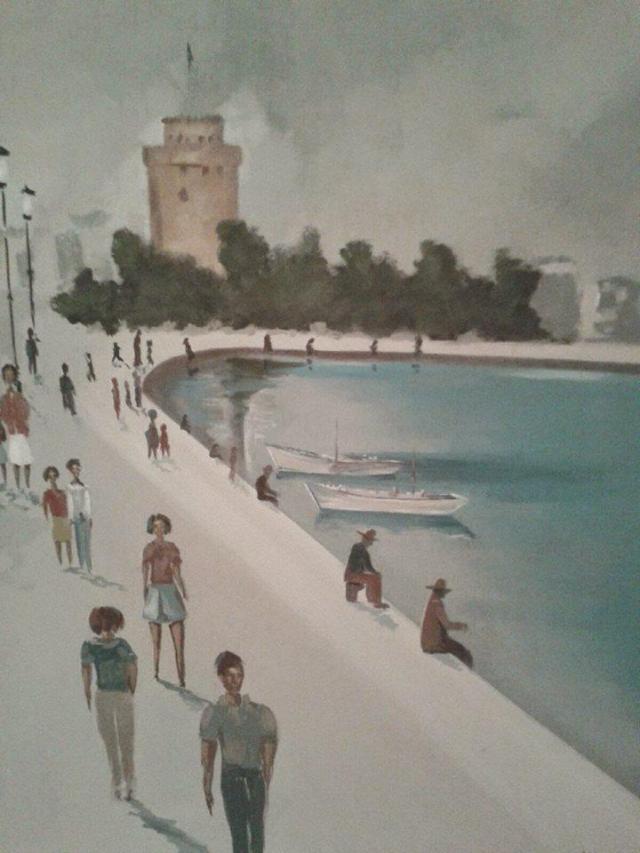 παραλία-Λ. Πύργος, αγνώστου