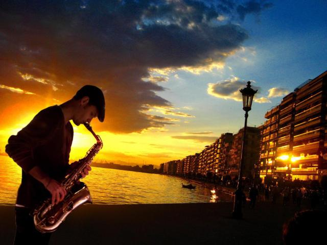 !.! A about A Jazz Day '17 in Thessaloniki