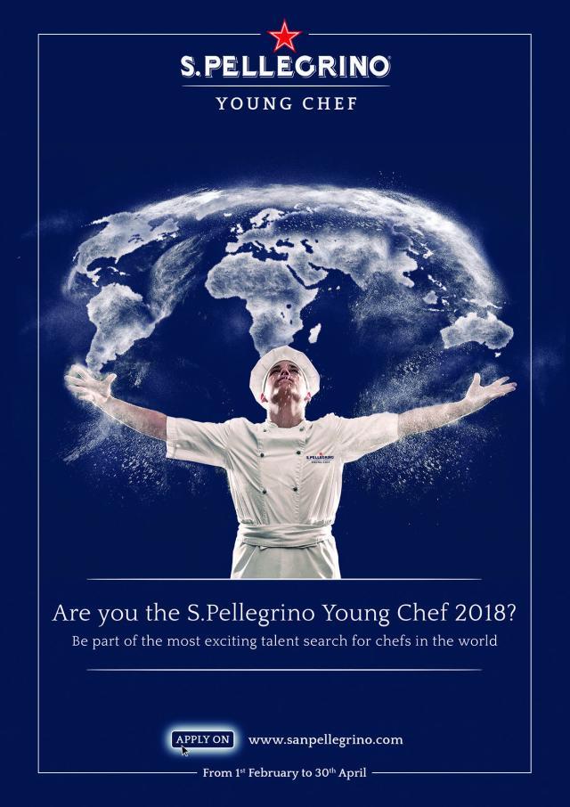 S.Pellegrino Young Chef 2018 LR