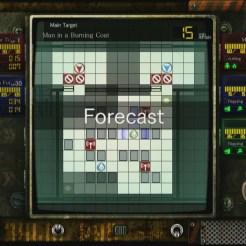 Battle 1 - Forecast
