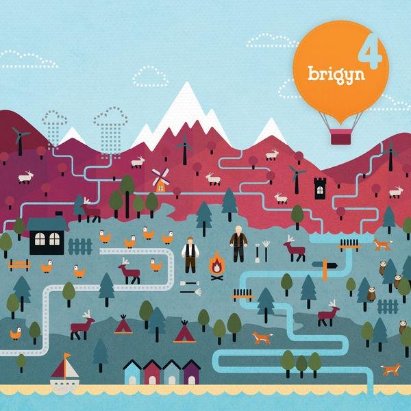 Brigyn 4 album cover