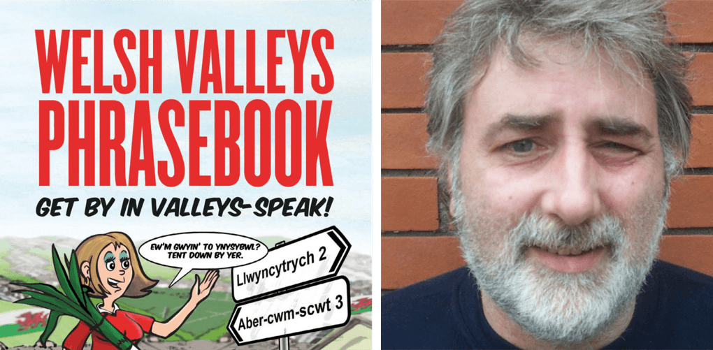 David Jandrell- Welsh Valleys Phrasebook