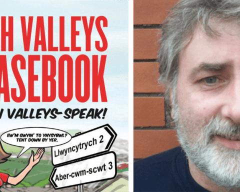 David Jandrell- Welsh Valleys Phrasebook