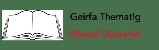 Geirfa Themateg