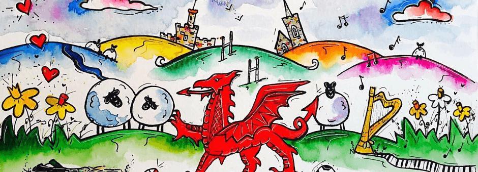 Rhiannon Art Cymru