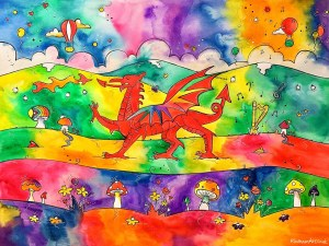 Rhiannon-Art-Our-Colourful-Welsh-Dragon-1024x768-parallel.cymru-wallpaper