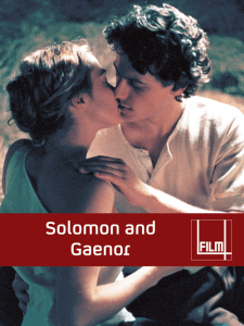 Solomon and Gaenor DVD
