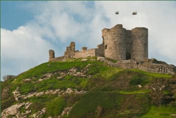 Castell Cricieth