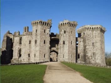 Castell Rhaglen