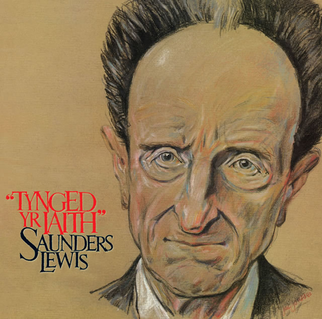 Saunders Lewis Tynged CD cover