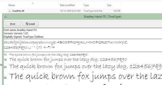 Use Custom Fonts in WPF C# applications 01