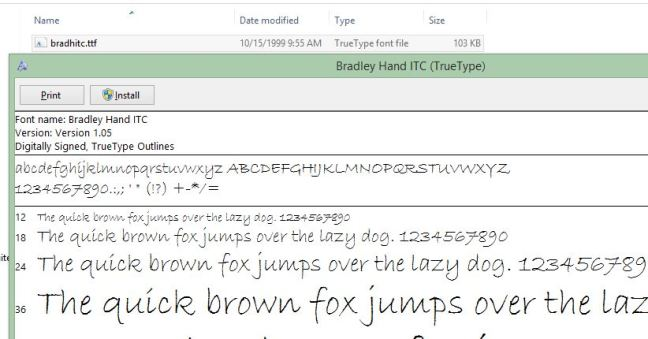 Use Custom Fonts in WPF C# applications 01