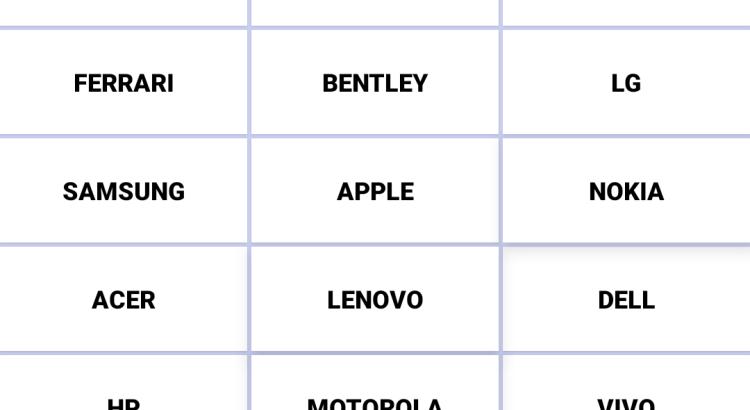 android gridview arraylist list array