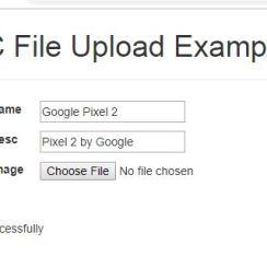 Download Source code 22 – MVC FileUpload
