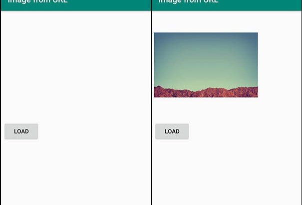 Android - Load Imageview from URL in Android 01