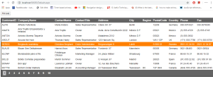 ASP.NET Gridview Paging Example