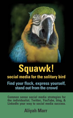 Squawk! Social Media Marketing for the Solitary Bird by Aliyah Marr