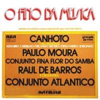 Canhoto e Seu Regional, Paulo Moura, Fina Flor do Samba, Raul de Barros e Conjunto Atlântico - O Fino da Música (1977)