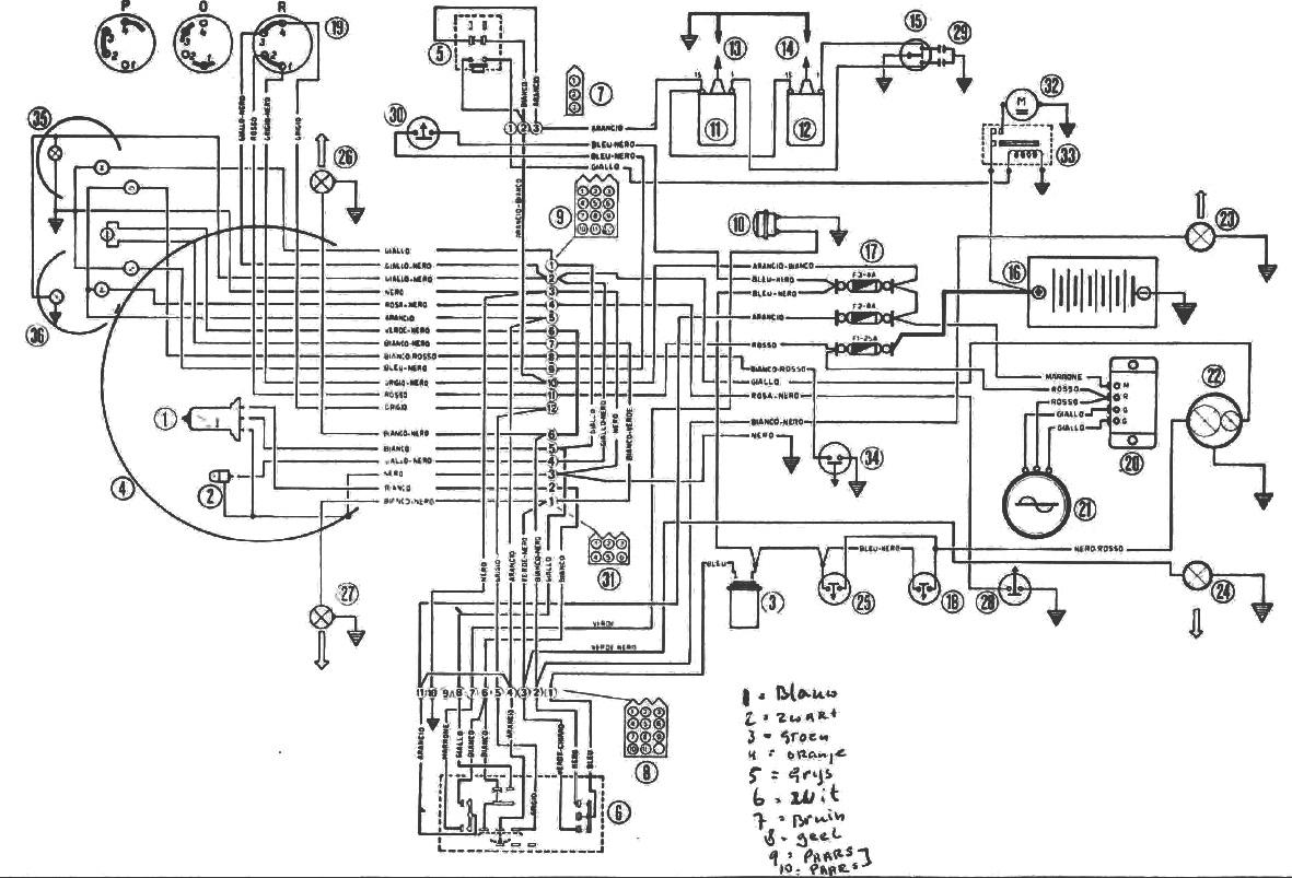 Schema Electrique Mini Austin