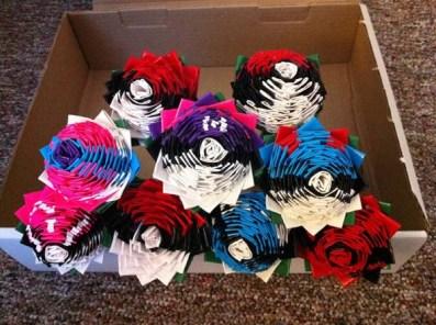 11.) Flores para tu pareja...