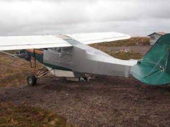 5.) Para reparar un aereoplano...